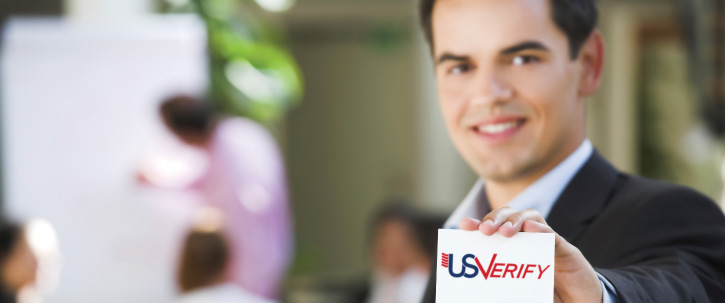 USVerify header image